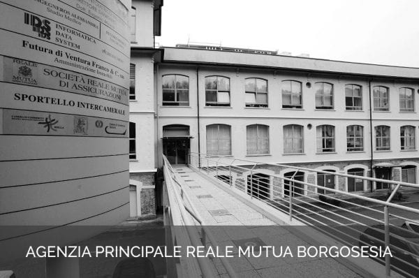 Sede-Borgosesia_Reale-Borgosesia - Reale Mutua di Borgosesia