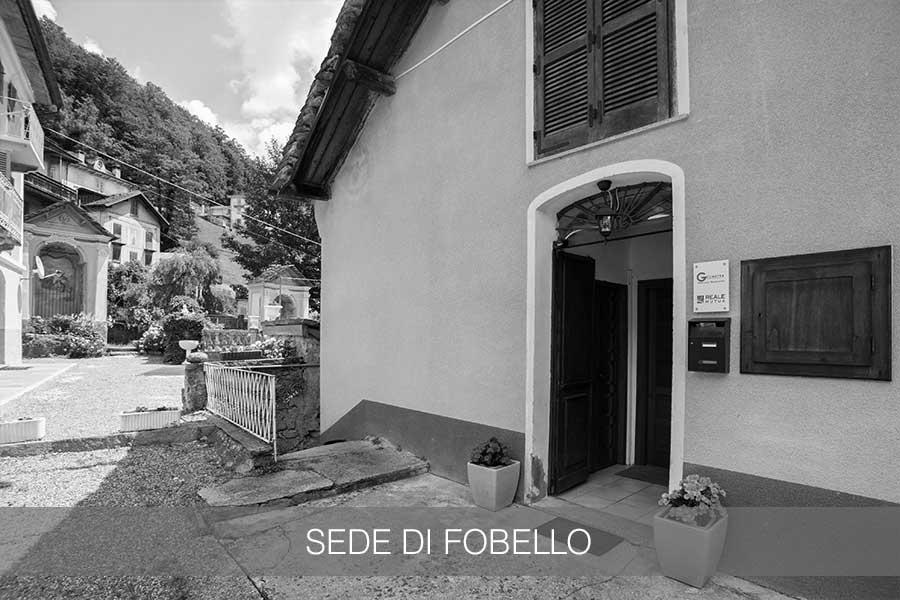 Sede di Fobello