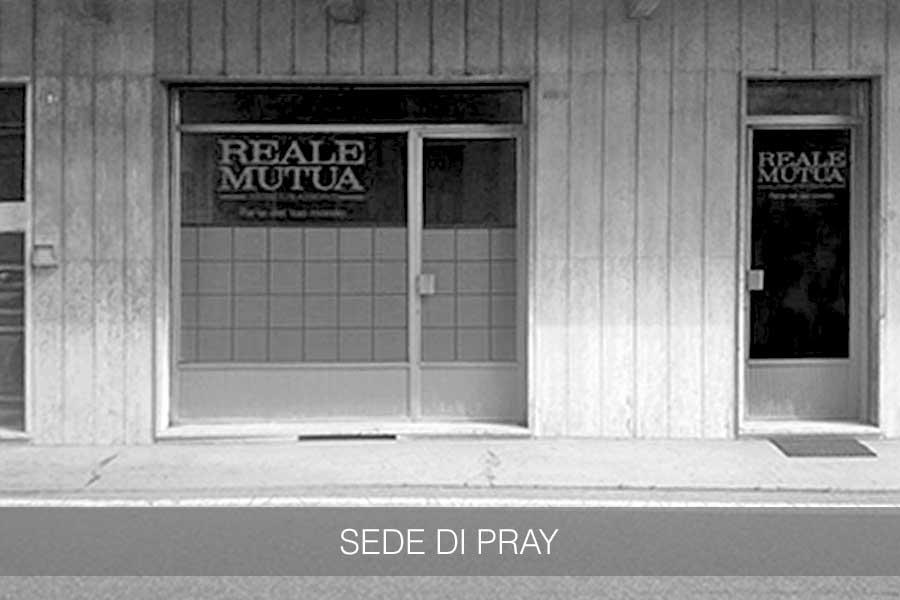 Sede di Pray