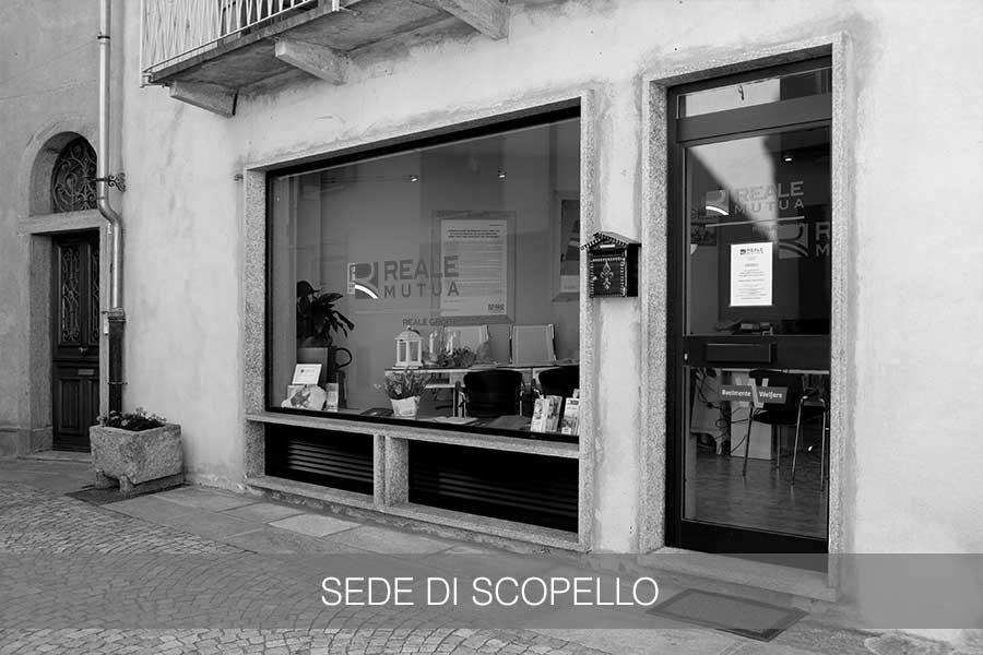 Sede di Scopello
