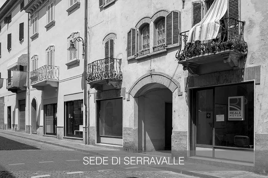 Sede di Serravalle